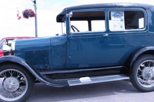 Vintage 1925 car