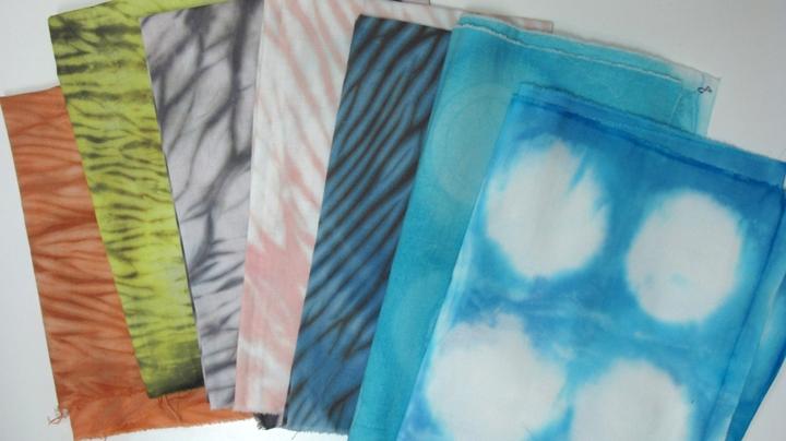 Fibre Art Workshops - Valerie Wilson Fibre Artist