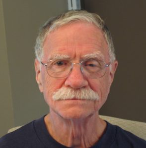 head and shoulders photo of a man.