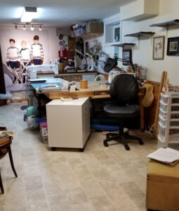 picture of quilt studio